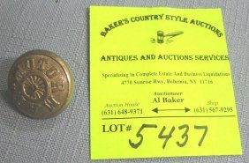 Early Railroad Motorman Button