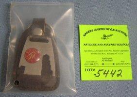Vintage Marlboro Bottle Opener And Key Chain