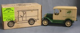 1923 Chevy Delivery Truck Bank