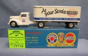 Amoco Service Station Delivery Truck