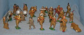Large Collection Of Early American Dime Store Toy