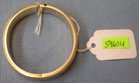 Vintage 12 Kt Gold Filled Bracelet