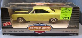 Plymouth Road Runner American Muscle Car