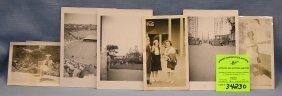 Group Of 1939 Ny World's Fair Photos