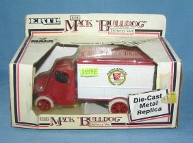 1926 Mack Bull Dog Style Delivery Truck