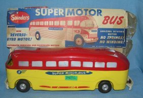 Super Motor Bus With Friction Motor