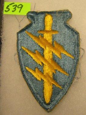 Us Vietnam Airborne Special Forces Patch