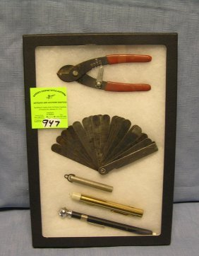 Automotive Tool And Accessory Collection
