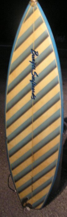 Bunger Surfboard Designed By Jp Saunders