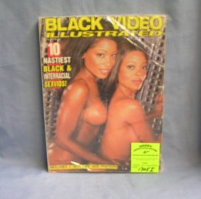 Collection Of Erotica Magazines