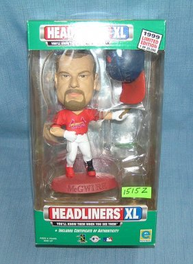 Mark Mcgwire Bobble Head Doll