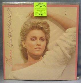 Vintage Olivia Newton John Record Album