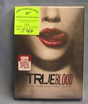 Hbo's Original Series True Blood Dvd Set