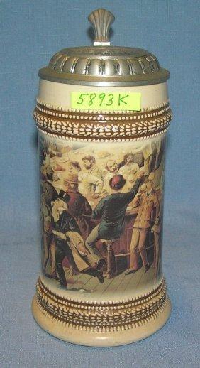 Limited Edition German Beer Stein