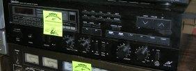 Denon Precision Audio Component Av Receiver