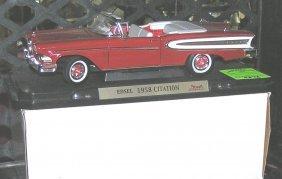 1958 Edsel Citation Convertible