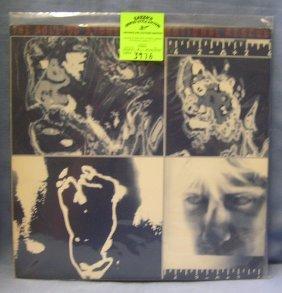 Vintage Rolling Stones Emotional Rescue Record Album