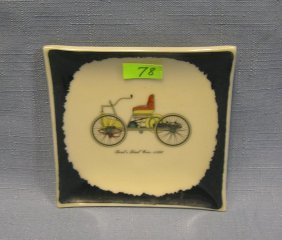 Ford's Horseless Carriage Of 1896 Ad Dish