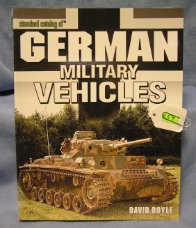 German Military Vehicles By David Doyle