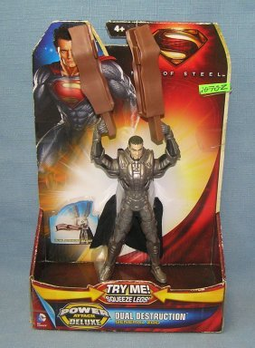 Superman Series Action Figure General Zod