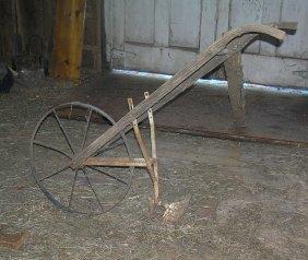 Antique Farmer's Cultivator
