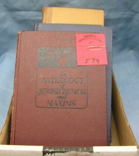 Box Of Antique Books