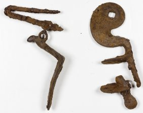 Fort Michilimackinac Flintlock Musket Lock Relics