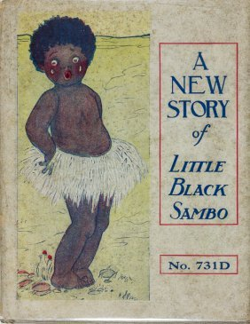 """a New Story Of Little Black Sambo"""