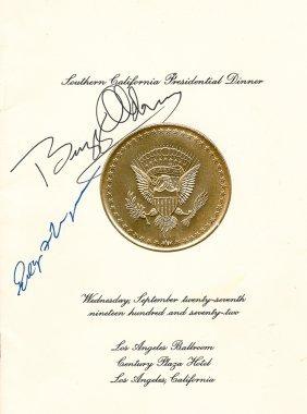 Buzz Aldrin And Edgar Mitchell