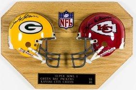 Super Bowl I Quarterbacks
