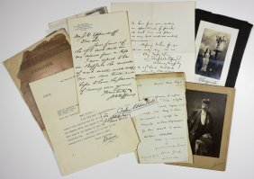 Autograph Miscellany