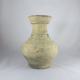 Chinese Han Dynasty Pottery Vase