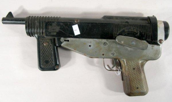 cap guns machine gun