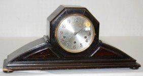 Junghans 4 Bar Chiming Mantel Clock
