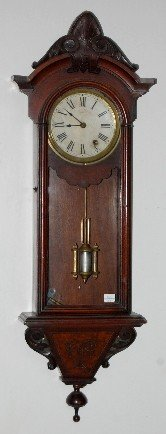 Seth Thomas Time Only Hanging Clock