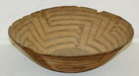 Apache Basket, Circa Mid-to-Late 19th Century