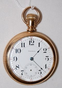 Waltham 23J, 18S, VanGuard, OF Pocket Watch