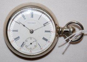 Am. Waltham 17J, 18S, LS, Full, OF Pocket Watch