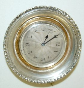 Boreal Repeating Pocket Watch/Clock