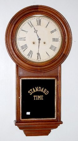2 Weight E.N. Welch Wall Clock