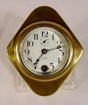 8 Day Dieppe Car Clock NR