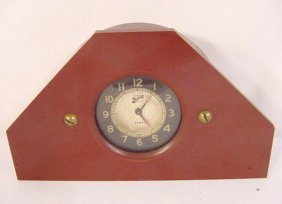 Buick Car Clock By Jaeger Watch Co. NR