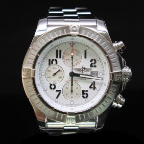Breitling 48mm Super Avenger Chronograph Mens