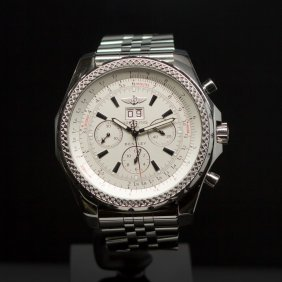 Breitling Bentley Motors 6.75 Stainless Steel 47.5mm