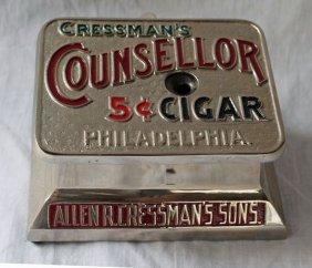 Cressman's Cigar Cutter