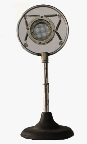 Western Electric Microphone