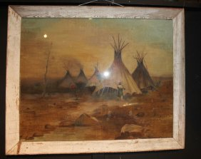 Early Americann Painting