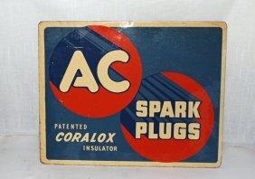 Ac Spark Plugs Sign