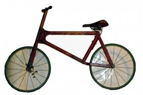 Early Wood Bicycle