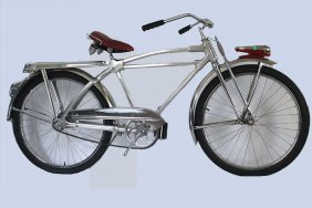 Silver King Bicycle